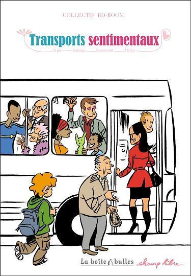 Couverture de lalbum Transports amoureux