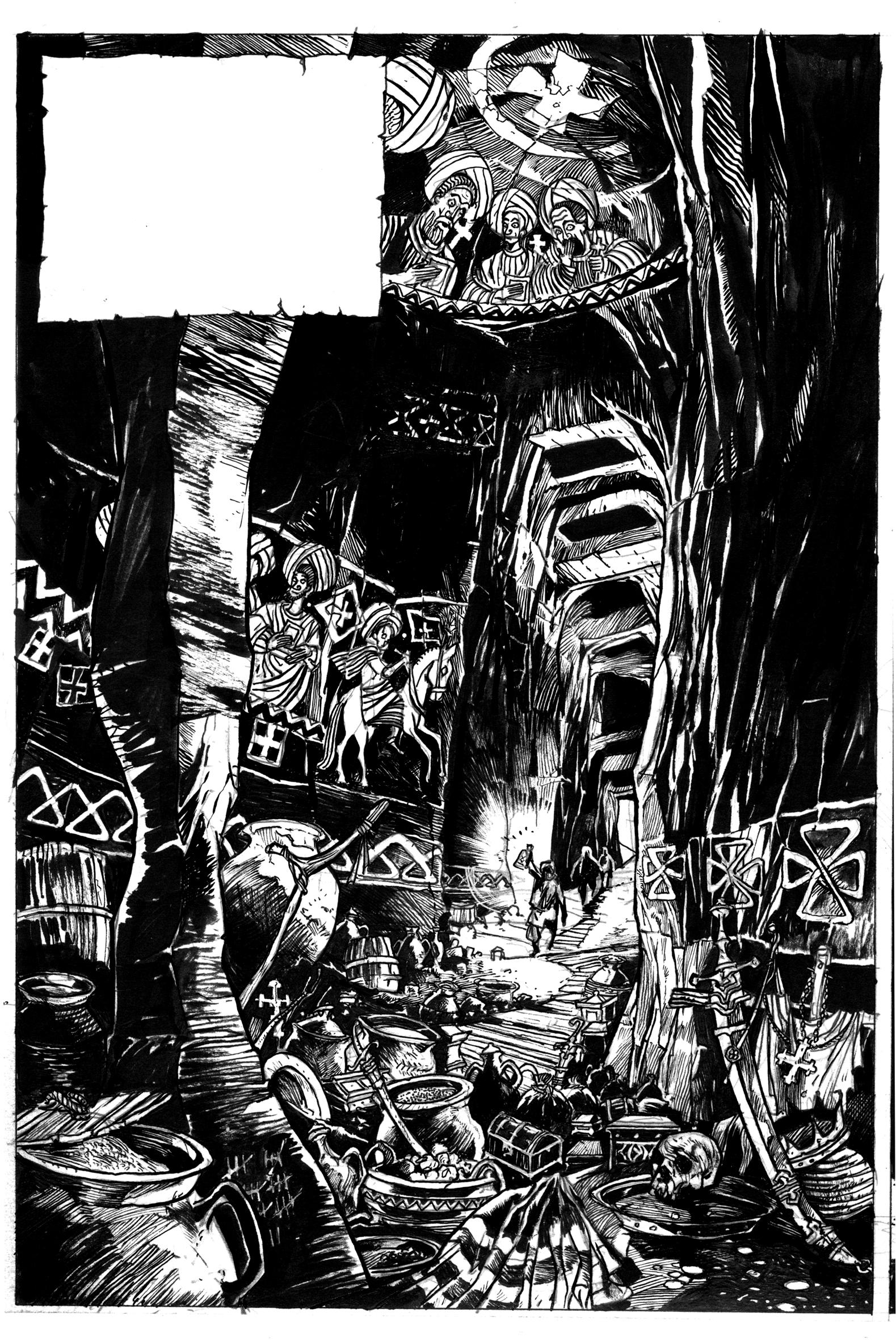La caverne des brigands